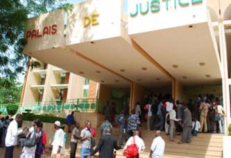 Palais de justice : 18 mois de prison ferme pour vol de numéraire