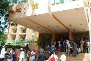 Burkina Faso - Palais de justice: trois policiers à la barre pour outrage à magistrat