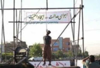 Incroyable mais vrai en Iran: Un condamné à mort a été retrouvé vivant et sera rependu