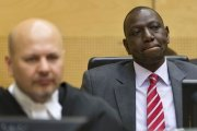 Le vice-président kényan autorisé à s'absenter de la CPI