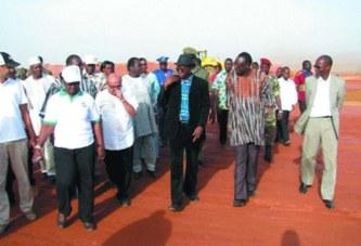 Construction du barrage de Samendéni Le coup de pouce du Premier ministre