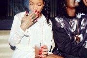Rihanna qui fume du cannabis avec Snoop Doog. Regardez !