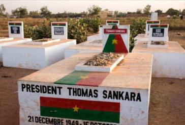 Burkina Faso : la justice se déclare incompétente sur l'exhumation de Thomas Sankara