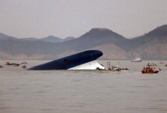 Corée du Sud : les émouvants SMS des passagers du ferry