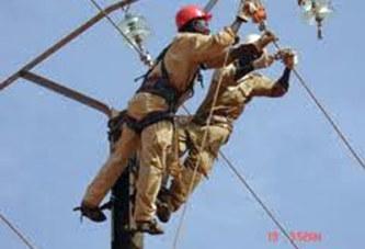 Jeudi 22 juin 2017 : Suspension temporaire de la fourniture d'électricité
