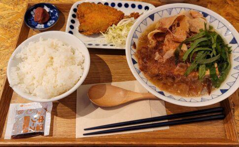 【ごちとん】味噌が入っていない爽やか豚汁「梅かつお豚汁」は毎日お茶漬けで食べたいほどのおいしさ!