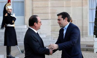 "François Hollande: ""Να υλοποιηθούν το ταχύτερο οι δεσμεύσεις για το ελληνικό χρέος """
