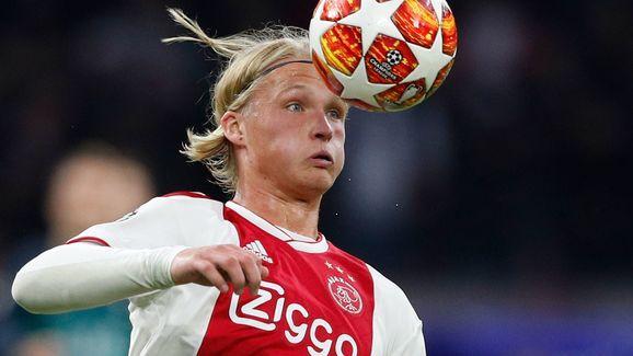 Nice d'accord avec Dolberg et l'Ajax
