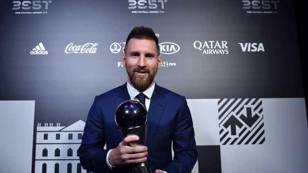 FIFA : The Best, Messi l'heureux élu. Zsóri, Bielsa et Klopp récompensés