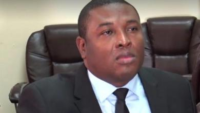 Photo of Paul Eronce Vilard, Le commissaire du Gouvernement de Port-au-Prince, démissionne de son poste.