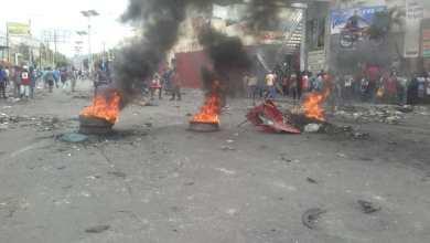 Photo of Contestation en Haïti : Près de quatre morts et plusieurs blessés ce dimanche 27 octobre 2019