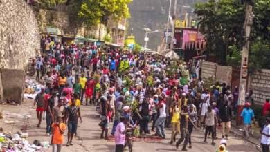 Photo of Énième journée de mobilisation anti-Jovenel dans le pays