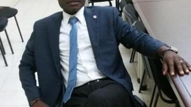 Photo of Reynald Petit-frère, un journaliste de la radio Signal FM battu par un agent de l'USGPN