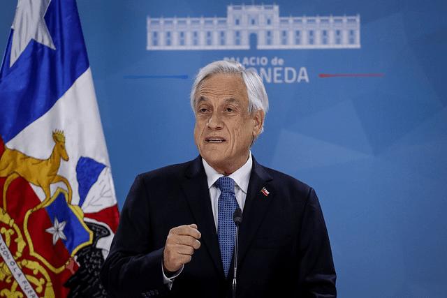 Sebastian Piñera rencontre des leaders des partis politiques dans le but de calmer les rues au Chili