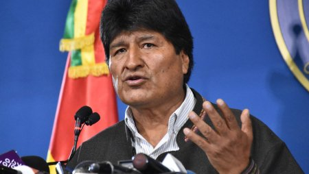 Evo Morales démissionne en Bolivie après avoir annoncé de nouvelles élections