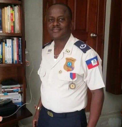Meurtre àVivyMitchell : Le corps sans vie de Michaël Lucius, inspecteur général de la PNHa été retrouvédimanche soir…