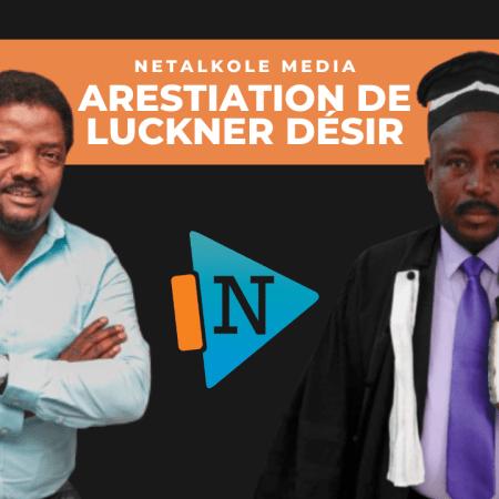 """Arestiation de Luckner Désir dit """" Louko Désir"""" ce vendredi 3 avril 2020"""
