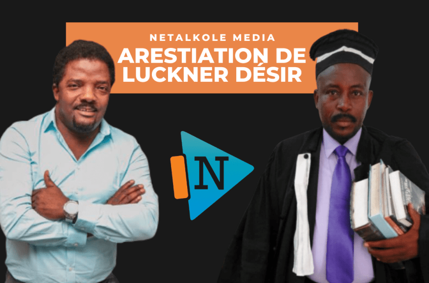 Arestiation de Luckner Désir dit » Louko Désir» ce vendredi 3 avril 2020