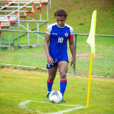 Corventina représente la Caraïbe dans le classement des meilleure joueuses des moins de 20 ans