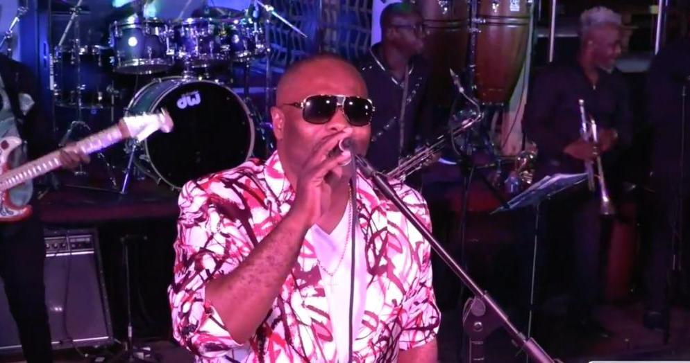 Haïti-Culture: D'Zine de retour sur scène pour le plaisir et le bonheur de ses fans.
