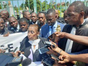 Haiti-Actualités : Ouverture de l'année judiciaire 2020-2021 sur fond de protestation