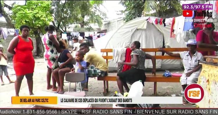 Société:Le Calvaire de ces déplacés qui fuient l'assaut des bandits