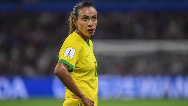 Football-International: La star brésilienne Marta va se marier avec une coéquipière