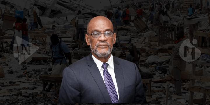 Ayiti Tranbleman tè 14 Out 2021 Bilan pasyèl 304 moun mouri
