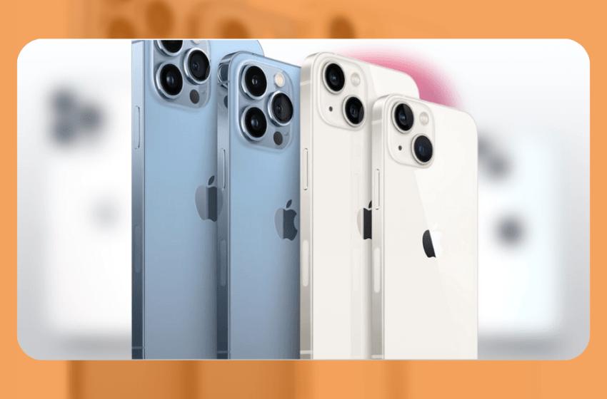 Apple dévoile l'iPhone 13
