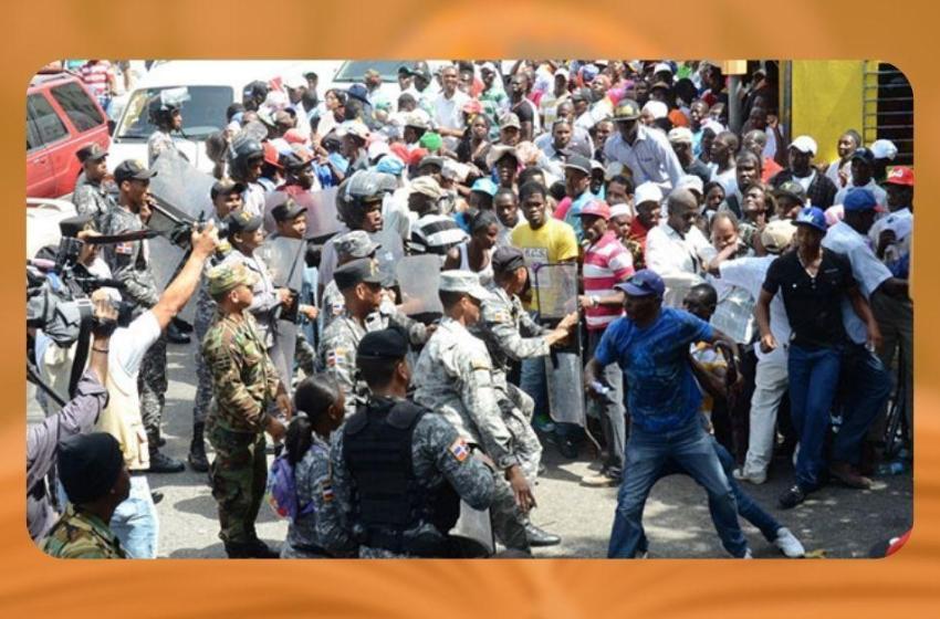 La République Dominicaine rapatrie plus de 3 800 migrants haïtiens