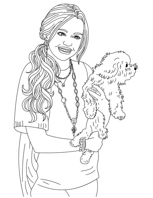 hannah montana coloring pages # 50
