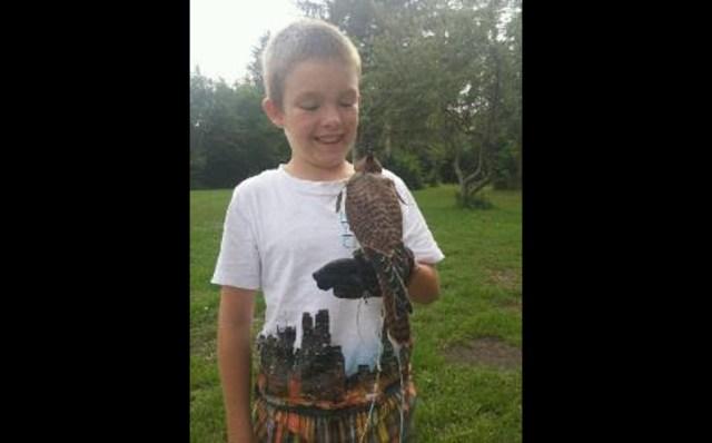 Politiet efterlyser 11-årige Mike, der har været væk siden søndag aften. Foto: Politiet.