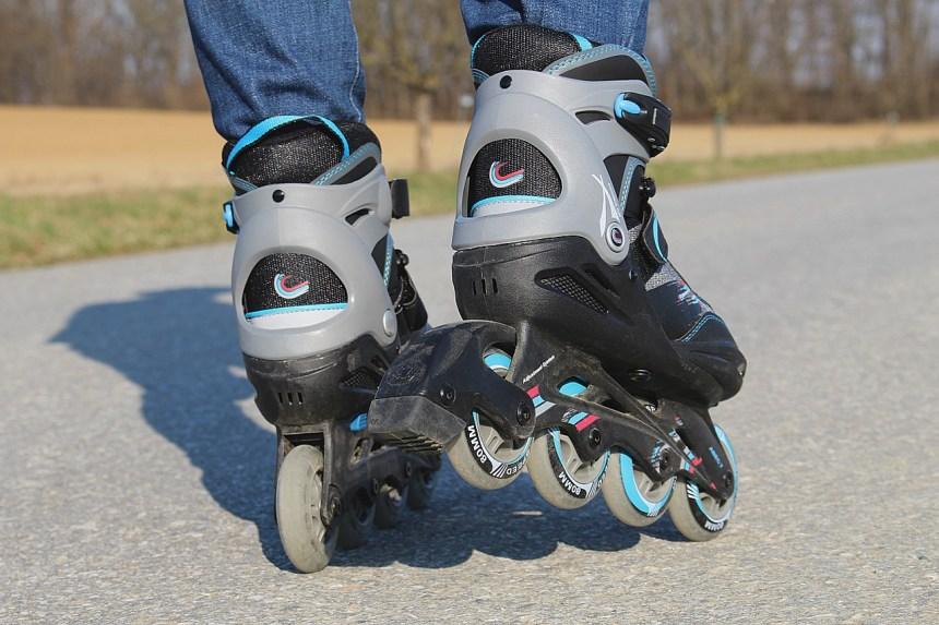 Inliners, Rollerskates, rulleskøjter