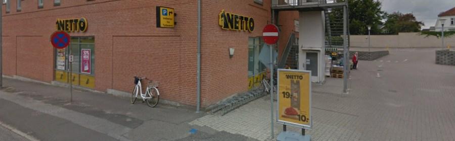 Netto, Holbækvej, Hvalsø