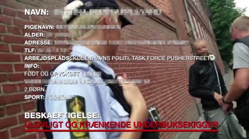 Screendump fra video. Vi har foretaget sløringerne.