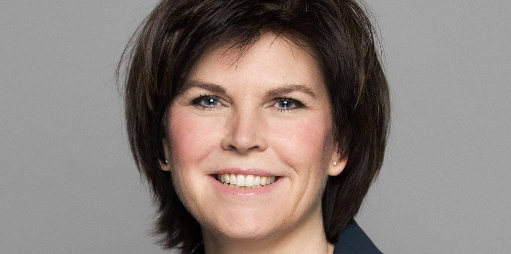 Borgmester i Greve Kommune, Pernille Beckmann (V). Foto: Greve Kommune.