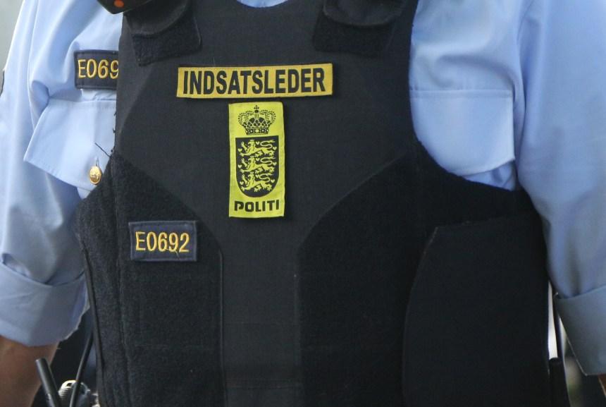 Politi indsatsleder