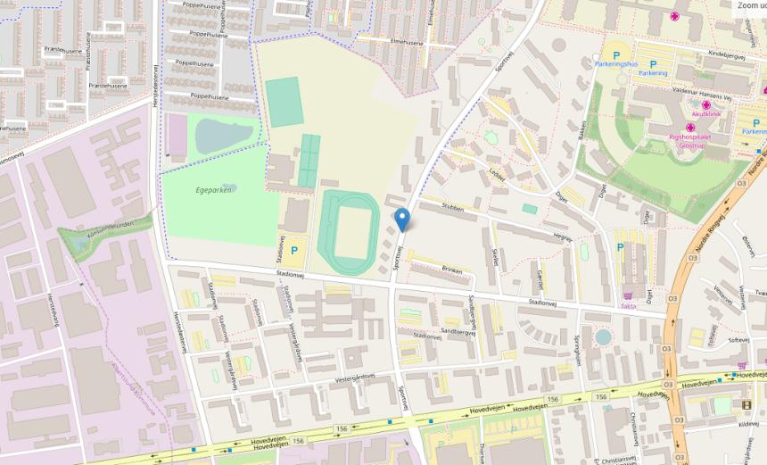 Kort: © OpenStreetMap-bidragsydere
