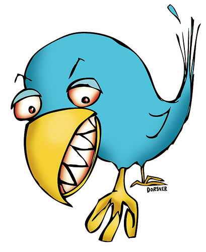 Коллекция иконок для Твиттера | Блог Дмитрия Байдука