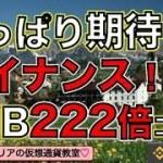 やっぱり期待バイナンス!BNB222倍コイン【仮想通貨】