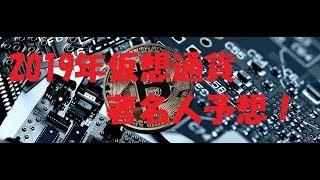 2019年仮想通貨・ビットコインの展望