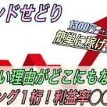 【トレンドせどり】ランキング1桁!利益率◯◯%!?