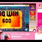 オンラインスロットプレイ動画:プリンセス VS バイキング