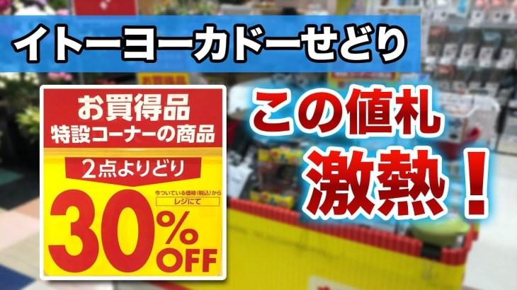 【イトーヨーカドーせどり】入店15分で利益5000円稼ぐ超簡単仕入れ!