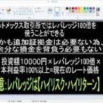 ビットコインFX 仮想通貨 ビットメックス レバレッジはハイリスク・ハイリターン 【4月24日】
