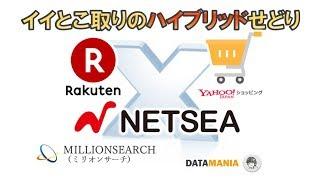 雷神#48 NETSEA × RAISIN(雷神) -NETSEA×ネットショップのハイブリッドせどりー