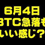 BTC急落も いい感じ?仮想通貨(ADA)で億り人を目指す!近未来戦士ヒロミの暗号通貨ライフ