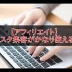 【アフィリエイト】インスタ集客がかなり使える件について解説する動画