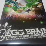 Rommy'sせどりチャンネル 仕入れたものを毎日紹介! DVD   EGG BRAIN   Beyond The Next 20-Mile Clouds  会場限定盤