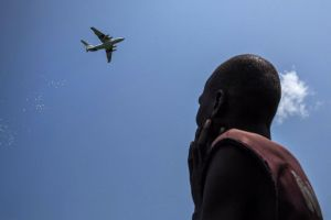 20 dead in South Sudan airplane crash 2